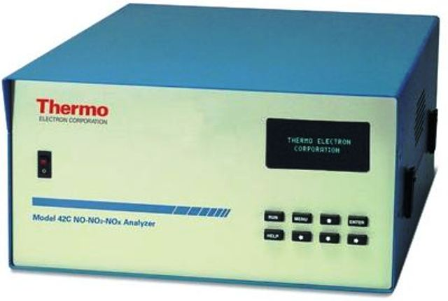 Thermo 42C Analyzer has been discontinued and will have support stopped in 2015